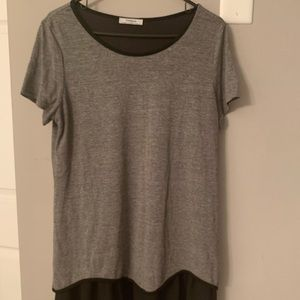 Like New Youtalia Short Sleeve Slip alone Dress